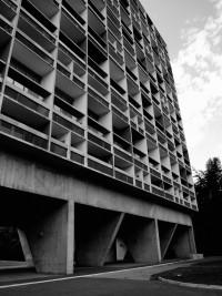 Autor zdjęcia: Agnieszka Góra, Obiekt: Jednostka Marsylska (Le Corbusier)