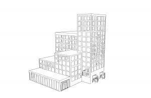 Autor_Svilen Milev_office_building_1